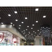 Светодиодные светильники для потолка Грильято 100х100 тип Домино